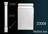 Лепнина Перфект Пилястра D3009