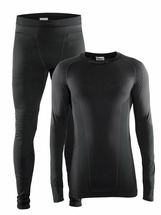 Термобелье комплект Craft Baselayer Seamless Zone Set мужской