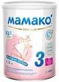 Мамако 3 Напиток молочный на основе козьего молока Премиум для детей старше 12 месяцев, 400 г
