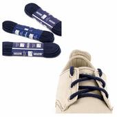 Шнурки Saphir 150см. круглые, толстые (06 темно-синий)