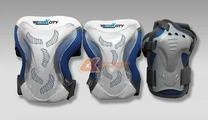 Комплект роликовой защиты Maxcity Gloss размер M