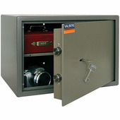 Сейф мебельный ASM-30, Н0 класс взломостойкости, ключевой замок Промет