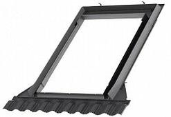 Оклад для мансардного окна Velux Premium EDW FK04 660х980 мм