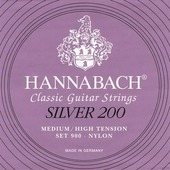 Струны для классической гитары Hannabach 900MHT