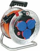 Удлинитель на катушке Garant Compact IP44, 3 розетки, 10 метров Brennenstuhl 1072900