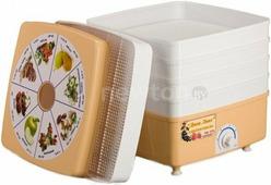 Сушилка для овощей и фруктов Ротор дива-люкс СШ-010