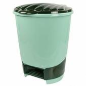 Альтернатива Ведро для мусора с педалью 10 л