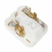 реле пускозащитное компрессора SECOP для холодильника 103N0018