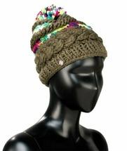 Шапка Spyder Wms Moritz Hat (one size, osetra/robins egg, 2014-2015)