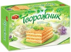 Черемушки Творожно-йогуртовый торт, 400 г