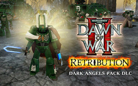 Sega Warhammer 40,000 : Dawn of War II - Retribution - Dark Angels Pack DLC (SEGA_2622)