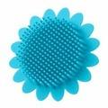 Roxy Kids Силиконовая губка для купания Sunflower, голубая