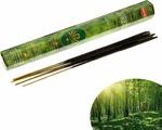 Угольные благовония Hem Incense Sticks FOREST (Благовония Лес Хем), уп. 20 палочек.