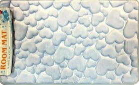 Коврик для ванной 50x80см,арт SH247-14