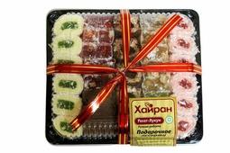 Рахат-лукум хайран Ассорти «Подарочное» 450 гр
