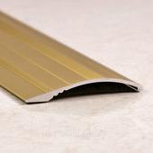Алюминиевый порог ПО-36х6 с перепадом 270 см