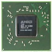 Видеочип Mobility Radeon HD 6770M, 216-0810001, 100-CG2067, 100-CG2720