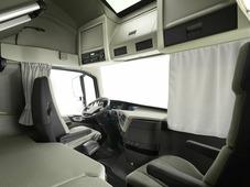 Комплект автоштор Эскар Blackout - auto XL, серо - белый, 2 шторы 240 х 100 см, 2 шторы 120 х 160 см, 2 подхвата