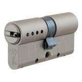 Цилиндровый механизм ключ-ключ Mul-T-Lock Classic Pro 70 mm 30+10+30 никель