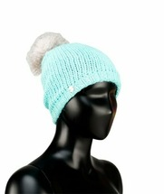 Шапка Spyder Youth Girl'S Icicle Hat (one size, chill, 2014-2015)