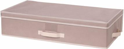 "Короб для хранения ""Handy Home"", цвет: бежевый, 70 x 40 x 15 см"