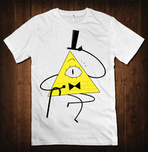 Футболка Dream Shirts Gravity Falls VII