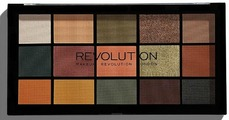 Палетка теней Makeup Revolution Re-Loaded Palette Iconic Division, 16 г