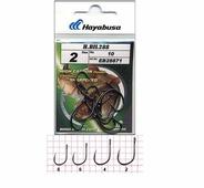 Крючки Hayabusa K-1 №02, 10шт