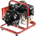 Мотопомпа Hammer Flex MTP165, черный, красный
