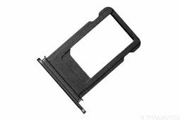 Контейнер SIM iPhone 8, черный