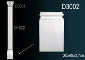 Лепнина Перфект Пилястра D3002