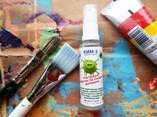Гель-смывка (очищающая жидкость универсальная) для художников, 50 мл