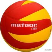 Мяч волейбольный Meteor NEX 10076/zol CZERW (размер 5)