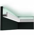 Лепнина Orac decor Карниз из полиуретана C380