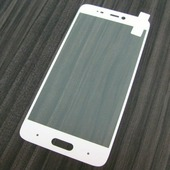 для XiaoMi 5 Защитное стекло Ainy Full Screen Cover 2,5D 0,33 мм белое