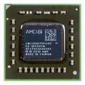 процессор для ноутбука AMD C-Series C-30 BGA413 (FT1) 1.2 ГГц, CMC30AFPB12GT