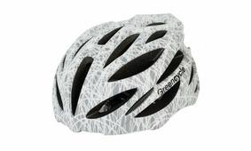 Шлем Green Cycle Alleycat серо-белый (2863)