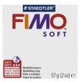 """Полимерная глина Fimo """"Soft"""", цвет: белый, 57 г"""