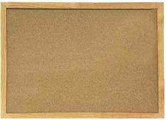 """Доска пробковая """"Magnetoplan"""", с деревянной рамкой, 60 см х 40 см"""