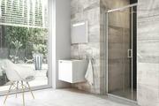 Душевая дверь Ravak BLDZ2-70 блестящий + транспарент