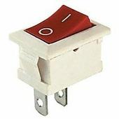 TDM выкл-кнопка СУ для эл/приборов YL-211-04 10А перекл клав на 2 пол 10шт/уп SQ0703-0022