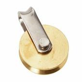 Блок для стальных тросов Barton Marine 91200 4 мм 200 - 400 кг
