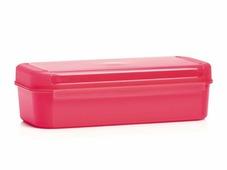 Ланч-бокс Tupperware Кристальная емкость, красный
