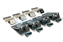 4690612001999 LLT Комплект подвесов LP-КПП-Д потолочный длинный для панели светодиодной