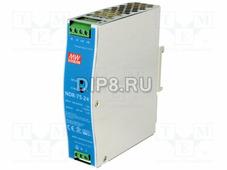 NDR-75-24, Блок питания импульсный, 76,8Вт, 24В D