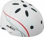 Шлем роллера Maxcity Roller Liner White размер M