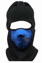 Балаклава. маска (модель 10) синяя