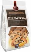 Хлебный спас Итальянское печенье сдобное с апельсиновым вкусом и изюмом, 230 г