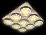 Светильник потолочный Ambrella FH14/9 WH 288W D750*750