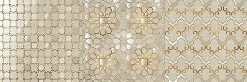 Керамическая плитка Ibero Декор Selecta Decor Gala B 120x40